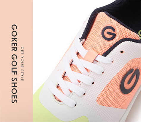 GOKER GOLF SHOES